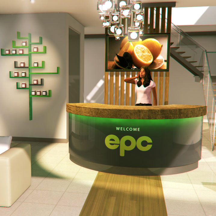 EPC Architectural Visualisation
