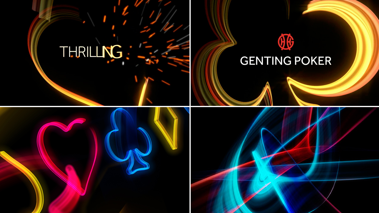 Billy Hanshaw Motion Graphics Leeds Genting