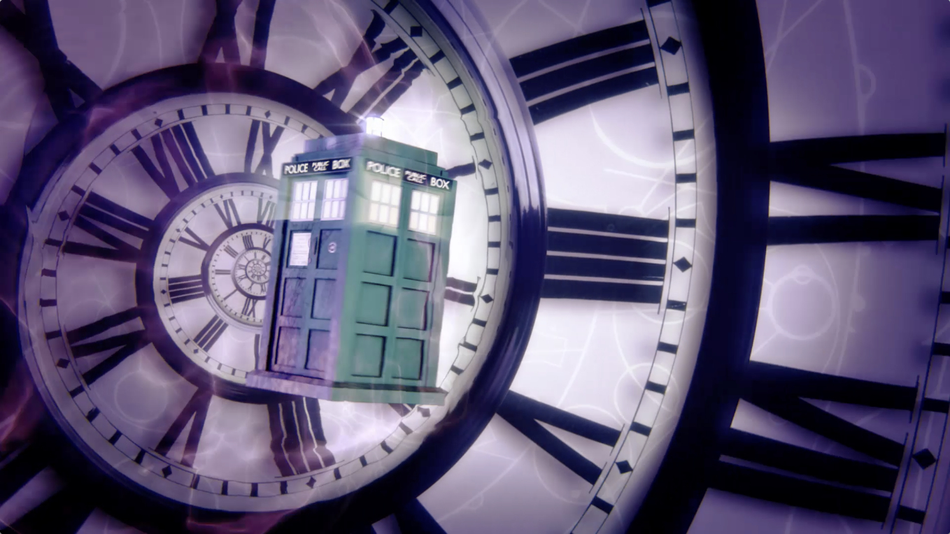 Billy Hanshaw Motion Graphics Leeds UK Doctor Who