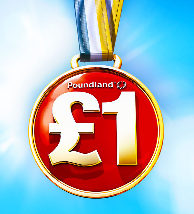 Billy Hanshaw Studio Motion Graphics Leeds Poundland