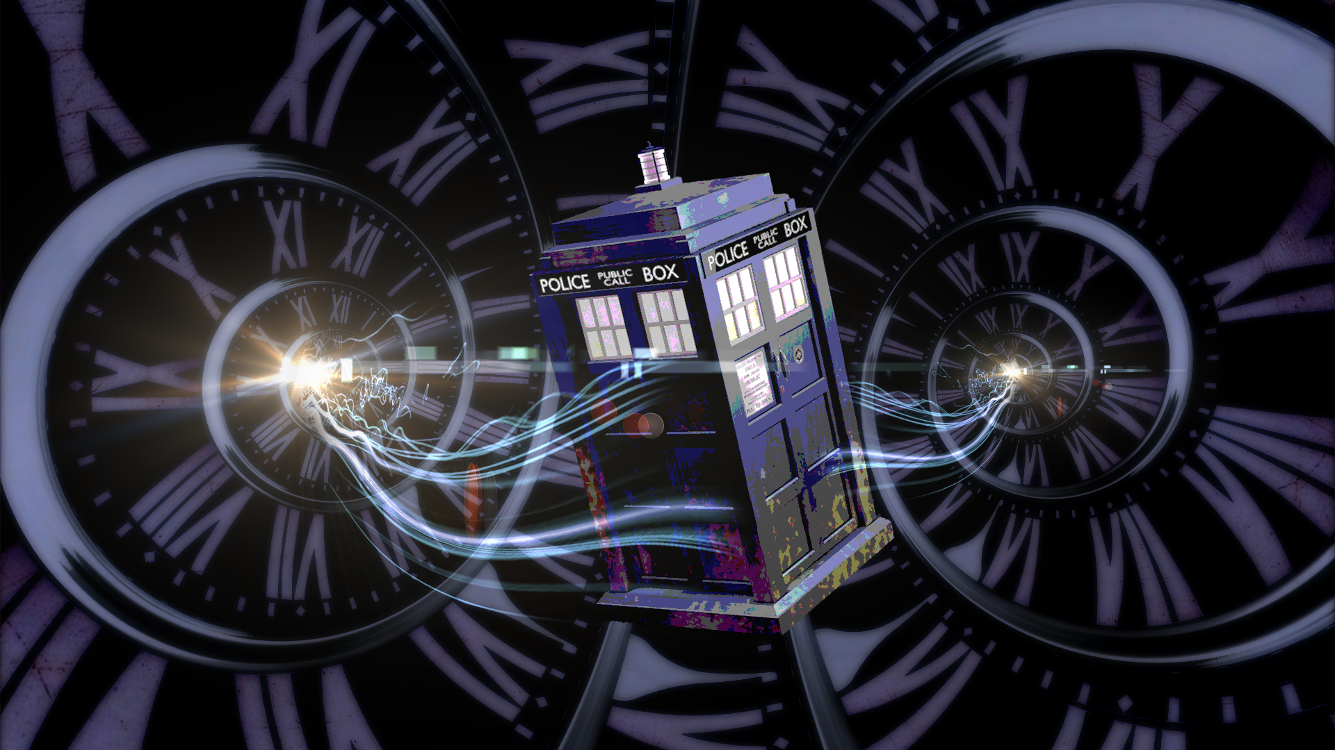 Billy Hanshaw Studio Motion Graphics Leeds Doctor Who