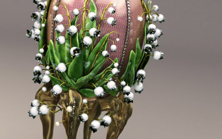 Billy Hanshaw Studio Motion Graphics Leeds Fabergé